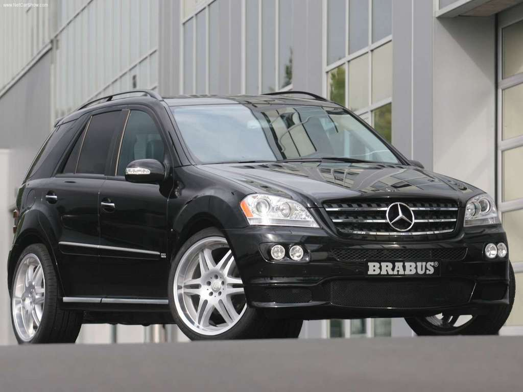 Index of image benz ml for Mercedes benz m class 2006